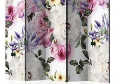 Paraván - Floral Glade II [Room Dividers]